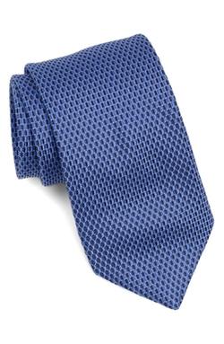 Michael Kors - Microcheck Silk Tie