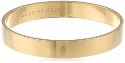 Kate Spade New York - Solid Gold Idiom Bangle