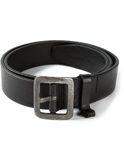 Dsquared2 - Pebbled Leather Belt