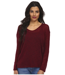 Culture Phit  - Laurel V-Neck Long Sleeve Sweater