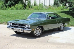 Plymouth - 1970 GTX Hemi Pistol Grip Muscle Car