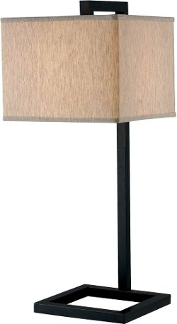 Kenroy Home - Square Table Lamp