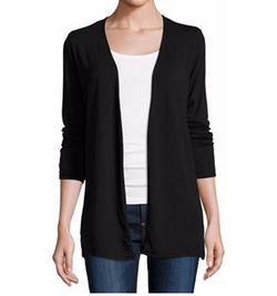 Majestic Paris for Neiman Marcus  - Soft Touch Open Cardigan