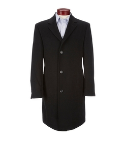 Ralph Ralph Lauren  - Single Breasted Wool Topcoat