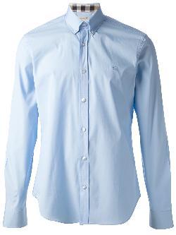BURBERRY BRIT  - button down shirt