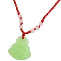 Rosallini - Buddha Pendant Jewelry Necklace