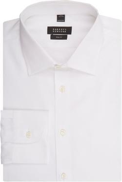Barneys New York - Solid Dress Shirt