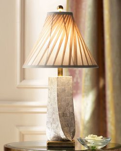 Horchow - Mother-of-Pearl Lamp