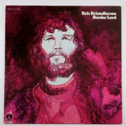 Kris Kristofferson - Border Lord Vinyl