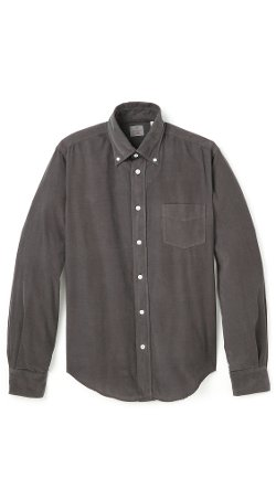 Hartford  - Garment Dyed Corduroy Shirt