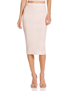 Alice and Olivia  - Morena Knit Pencil Skirt