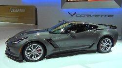 Chevrolet - Corvette Stingray Car