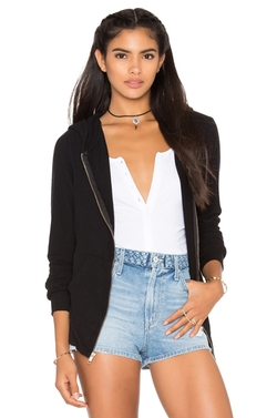 Wildfox Couture - Basics Zip Up Jacket