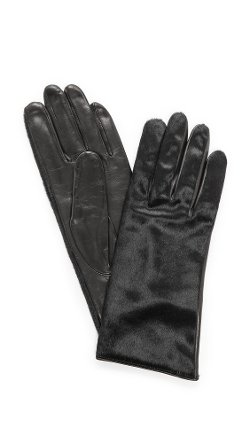 Carolina Amato  - Haircalf Leather Gloves
