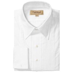 Paul Stuart  - Formal Point Collar Dress Shirt