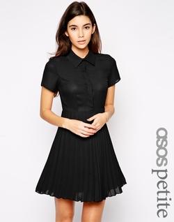 Asos  - Petite Exclusive Shirt Dress