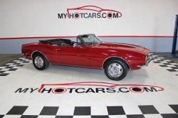 Chevrolet  - 1967 Camaro Convertible