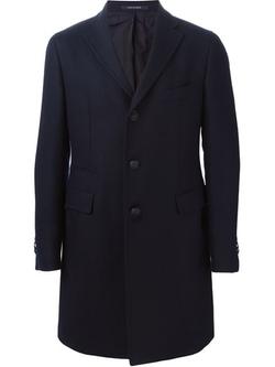 Tagliatore - Classic Single-Breasted Coat