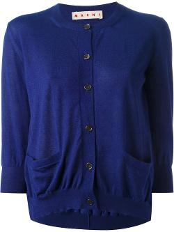 Marni - Buttoned Cardigan
