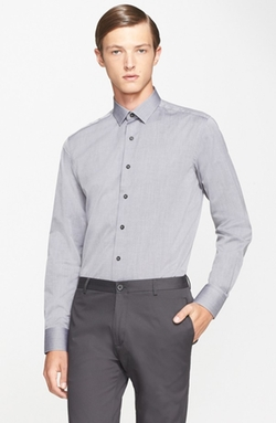 Lanvin - Extra Trim Fit Solid Dress Shirt