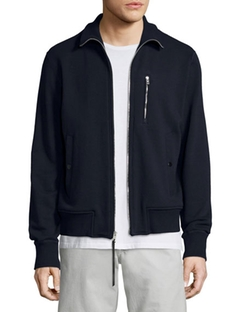 Rag & Bone - Trooper Full-Zip Track Jacket