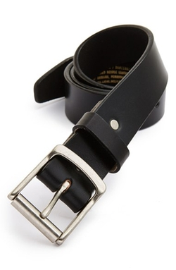 Apolis  - Roller Buckle Leather Belt