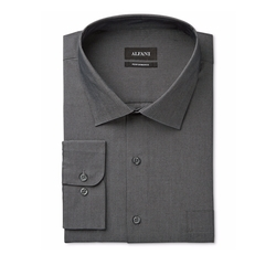 Alfani  - Classic-Fit Performance Dress Shirt