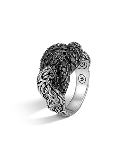 John Hardy - Lava Small Braided Ring
