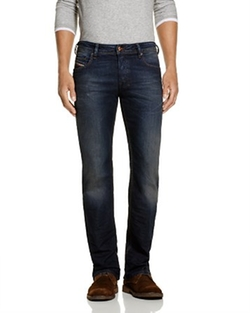 Diesel - Zatiny Bootcut Fit Jeans In Dark Wash