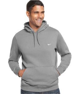 Nike  - Classic Pullover Fleece Hoodie