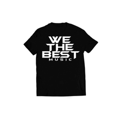 We The Best - We The Best Music T-Shirt