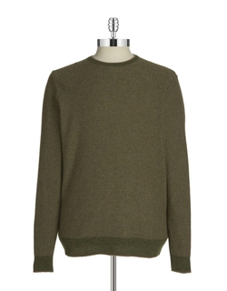 Hudson North - Wool-Blend Knit Pullover