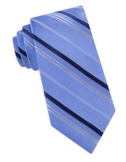 Michael Kors  - Vitality Striped Silk Tie