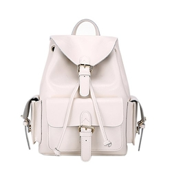 Damai  - Genuine Leather Women Leisure Backpack