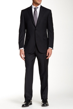 Peter Millar - Flynn Two Button Notch Lapel Wool Suit