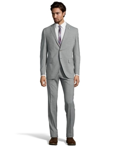 Lubiam  - Wool 2-Button Suit