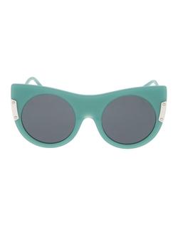 Stella McCartney - Oversized Cat-Eye Sunglasses