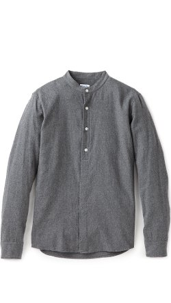 Steven Alan  - Banded Collar Explorer Shirt