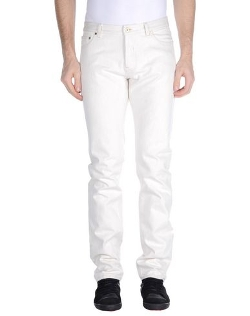 Valentino - Straight Leg Denim Pants