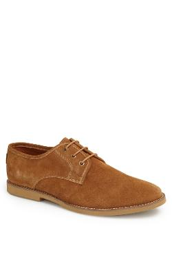 Frank Wright  - Chase Suede Derby Shoe