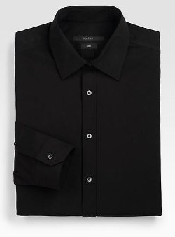 Gucci  - Stretch Cotton Dress Shirt