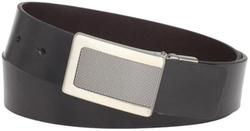 Kenneth Cole Reaction - Reversible Plaque Buckle Belt