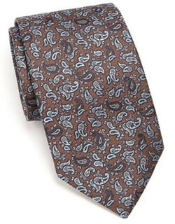 Eton of Sweden - Paisley Silk Tie