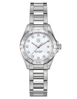 Tag Heuer  - Ladies Aquaracer Stainless Steel Watch