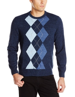 Dockers  - Argyle-Center Crew-Neck Sweater