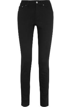 ACNE STUDIOS  - Needle high-rise skinny jeans