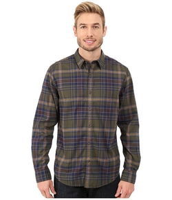 Timberland  - Long Sleeve Parker River Flannel Plaid Shirt