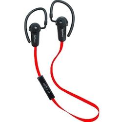 Lot Fancy - Red Wireless Bluetooth Stereo Earbuds