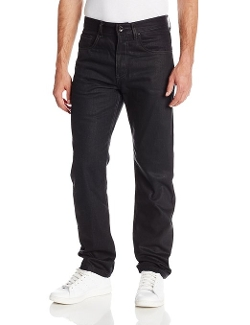 Southpole - Regular Straight Fit Raw Denim Jeans