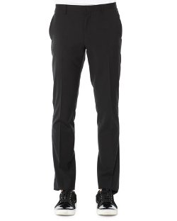 Lanvin  - Evening Trousers with Velvet Piping
